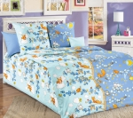 Детский комплект постельного белья Бамбино «День и ночь»